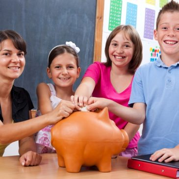 Easy Ways to Make Money for your School