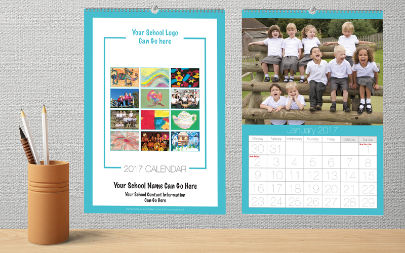 Calendar Design Ideas For Schools : School calendar design p